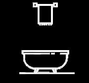 aranżacje łazienek - studio limonka
